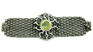bracelet-rtb2-blk-druzy-golden