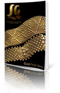 SG GOLD FINISH ITEMS