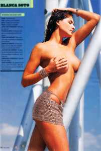 Blanca Soto / Maxim 2004