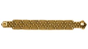 SG Liquid Metal Bracelet-b4-ag by Sergio Gutierrez