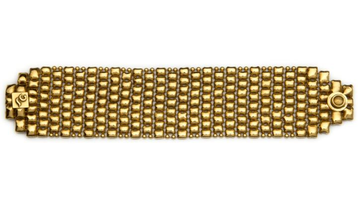 SG Liquid Metal Bracelet-bq2-ag5 by Sergio Gutierrez