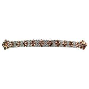 SG Liquid Metal Bracelet by Sergio Gutierrez B35-SS-ROSE_01
