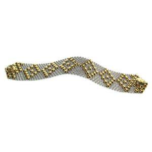 SG Liquid Metal Bracelet by Sergio Gutierrez B9-SS-GOLD_01