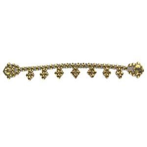 SG Liquid Metal Bracelet by Sergio Gutierrez BK-SS-GOLD_01
