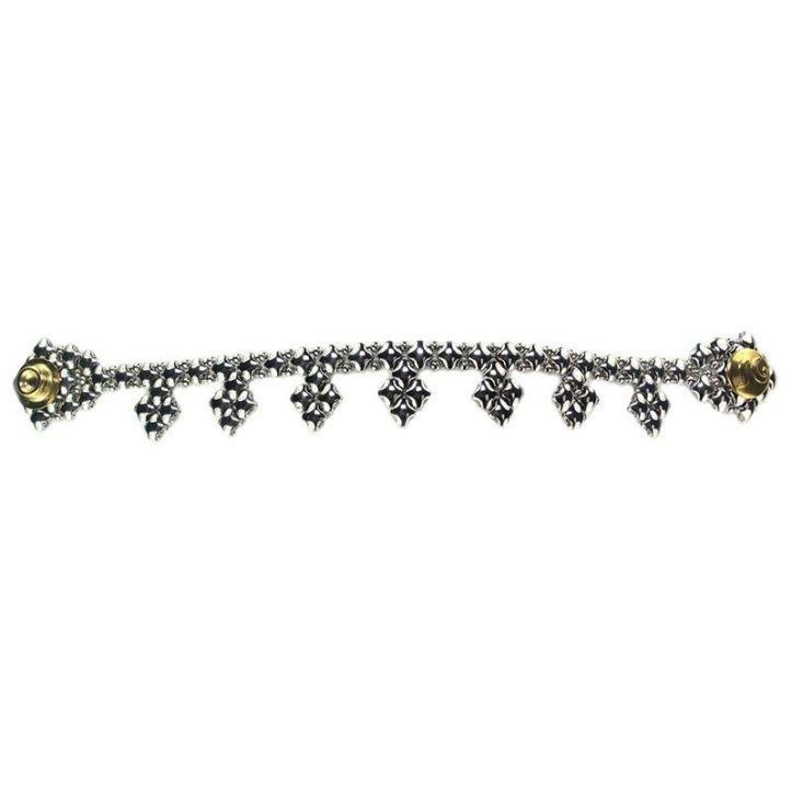 SG Liquid Metal Bracelet by Sergio Gutierrez BK-SS_01