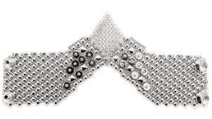 SG Liquid Metal Bracelet-cmb10_01 by Sergio Gutierrez