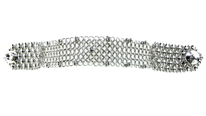 SG Liquid Metal Bracelet-cmb1_01 by Sergio Gutierrez