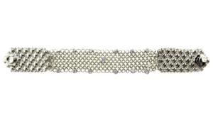 SG Liquid Metal Bracelet-cmb1z by Sergio Gutierrez