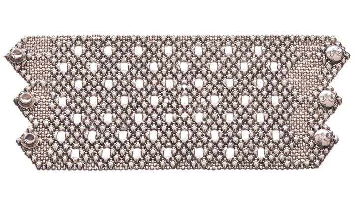 SG Liquid Metal Bracelet-mb101-a by Sergio Gutierrez