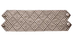 SG Liquid Metal Bracelet-mb26-a by Sergio Gutierrez