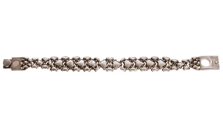 SG Liquid Metal Bracelet-mb95-a by Sergio Gutierrez