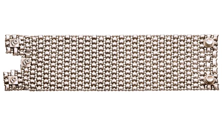 SG Liquid Metal Bracelet-mbq3-a by Sergio Gutierrez