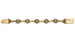 SG Liquid Metal Bracelet-rtb25-ag by Sergio Gutierrez