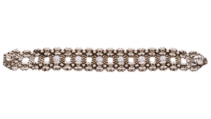 SG Liquid Metal Bracelet-rtb27 by Sergio Gutierrez
