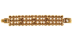 SG Liquid Metal Bracelet-tb42-ag by Sergio Gutierrez