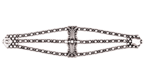 SG Liquid Metal Bracelet-by Sergio Gutierrez