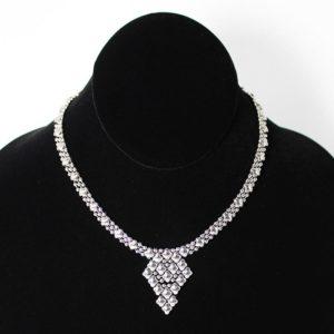 SG Liquid Metal Necklace by Sergio Gutierrez NG-SS_01