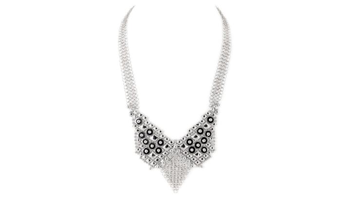 SG Liquid Metal Necklace cm_neck_4 by Sergio Gutierrez