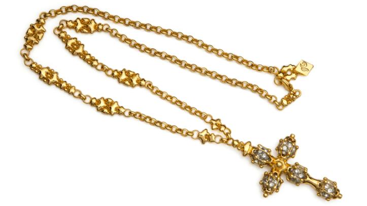 SG Liquid Metal Necklace-grtcr2-a by Sergio Gutierrez