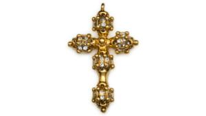 SG Liquid Metal Necklace-rtcr2b-ag by Sergio Gutierrez