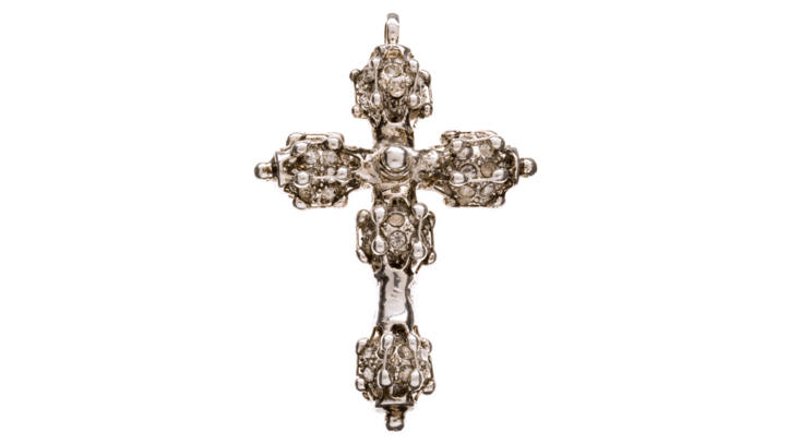 SG Liquid Metal Necklace-rtcr2b4 by Sergio Gutierrez