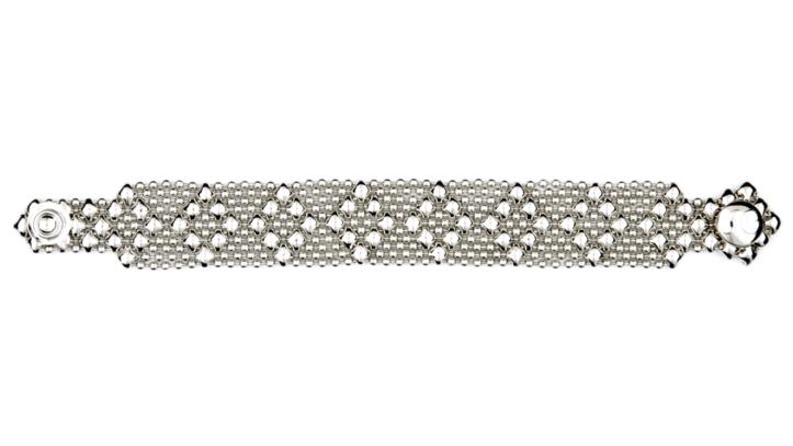 SG Liquid Metal bracelet-b4 by Sergio Gutierrez