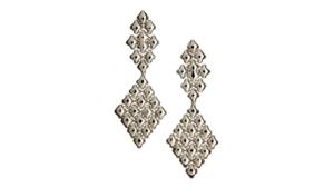 SG Liquid Metal earrings