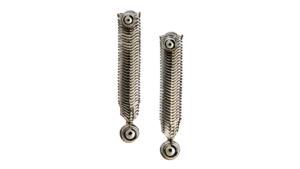 SG Liquid Metal earrings by Sergio Gutierrez