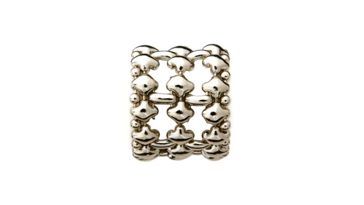 SG Liquid Metal ring by Sergio Gutierrez