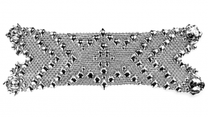 SG Liquid Metal bracelet-b106 by Sergio Gutierrez