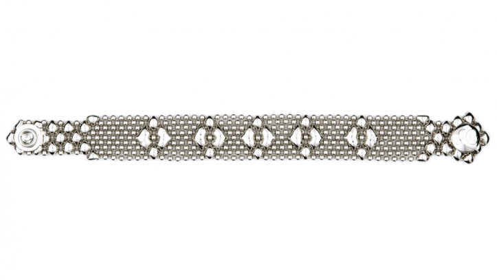 SG Liquid Metal bracelet-b3 by Sergio Gutierrez