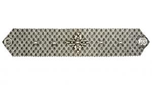 SG Liquid Metal bracelet-b96 by Sergio Gutierrez