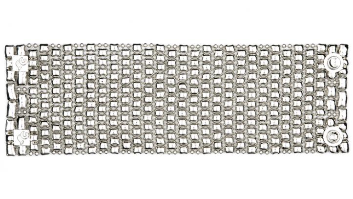 SG Liquid Metal bracelet-bq3 by Sergio Gutierrez