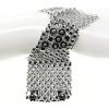 SG Liquid Metal bracelet-cmb10_02 by Sergio Gutierrez