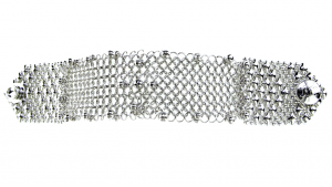 SG Liquid Metal bracelet-cmb2 by Sergio Gutierrez