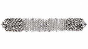 SG Liquid Metal bracelet-cmb2z by Sergio Gutierrez