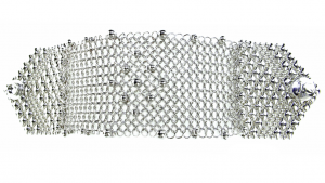 SG Liquid Metal bracelet-cmb3_01 by Sergio Gutierrez