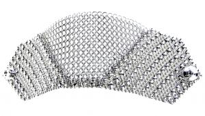 SG Liquid Metal bracelet-cmb6_01 by Sergio Gutierrez