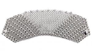 SG Liquid Metal bracelet-cmb6z by Sergio Gutierrez
