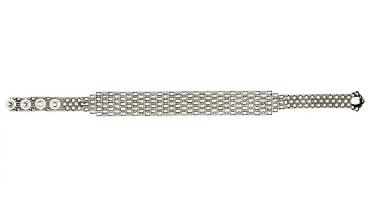 SG Liquid Metal bracelet-cq2 by Sergio Gutierrez