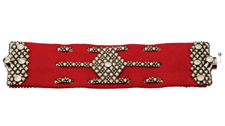 SG Liquid Metal bracelet-ltbt2 by Sergio Gutierrez