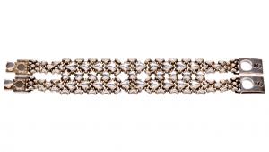 SG Liquid Metal bracelet-mb100-a by Sergio Gutierrez
