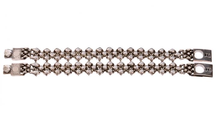 SG Liquid Metal bracelet-mb99-a by Sergio Gutierrez