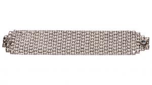 SG Liquid Metal bracelet-mbq2-a by Sergio Gutierrez