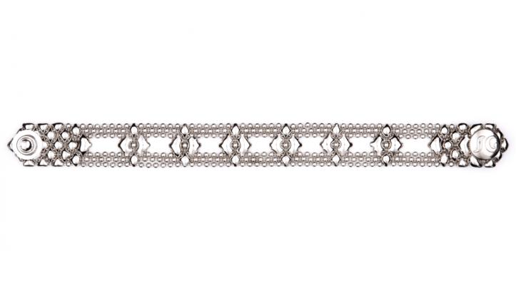 SG Liquid Metal bracelet-mini-d by Sergio Gutierrez