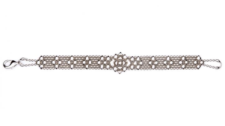 SG Liquid Metal bracelet-mini-e by Sergio Gutierrez