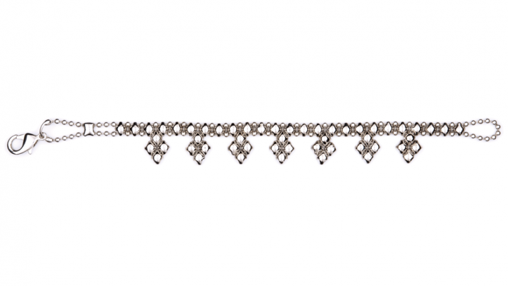 SG Liquid Metal bracelet-mini-k by Sergio Gutierrez