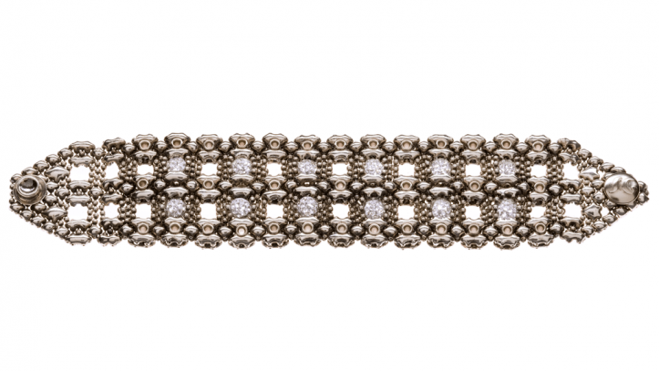SG Liquid Metal bracelet-rtb22 by Sergio Gutierrez