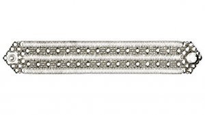 SG Liquid Metal bracelet-snb1 by Sergio Gutierrez