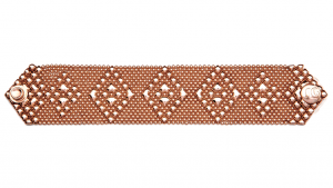 SG Liquid Metal bracelet-tb32-rg8 by Sergio Gutierrez